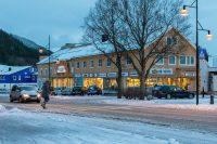 Varehuset Årnes Handel desember 2017