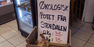 Varehuset Årnes Handel - Fiskehjørnet