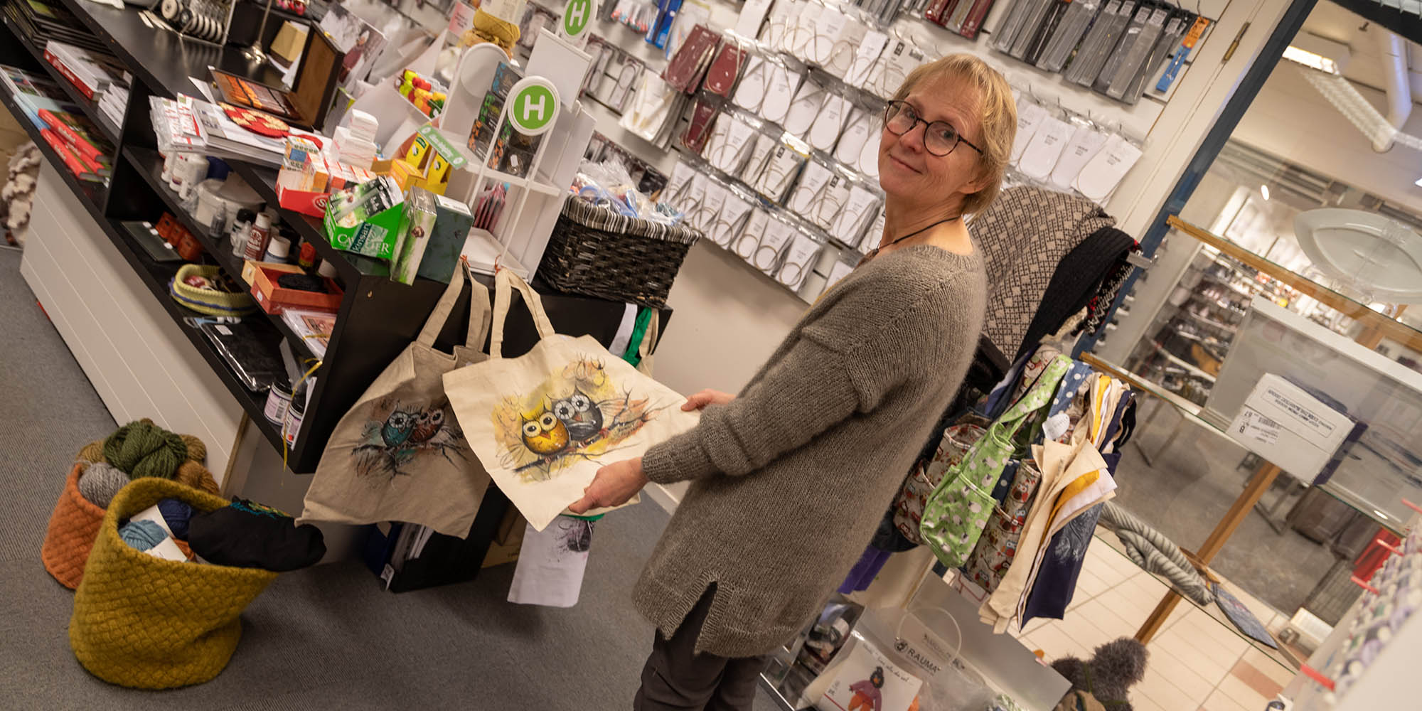 Varehuset Årnes Handel - Fagervold Hobby